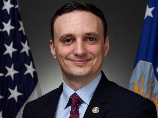 Nicolas Chaillan. (U.S. Air Force).