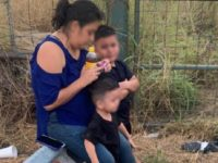 Border Patrol Rescues Two Children Abandoned on Texas Border River