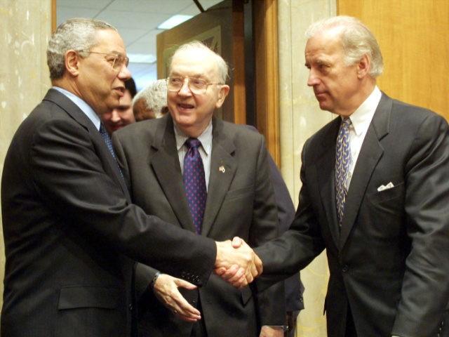 Joe Biden: 'Unfortunately' Colin Powell's Coronavirus Vaccine 'Didn't Work' Due to 'Underlying Conditions'