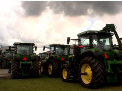 Supply Chain Affects Farm Equipment and Parts