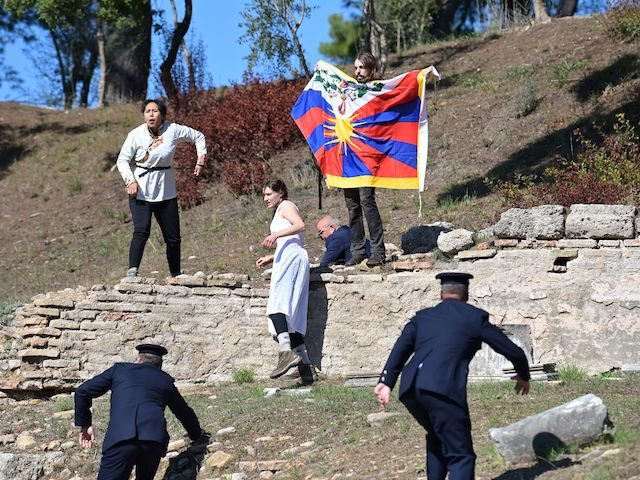 Activists: Greece Arresting Unrelated Tibetans After China Olympics Protests