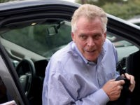Terry McAuliffe Got Nearly $500,000 from Gun Control Group in Sept.