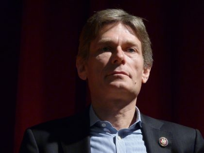 Congressman Tom Malinowski held his first official town hall held on Saturday, March 23, 2019 at Union County College in Cranford. P1160767