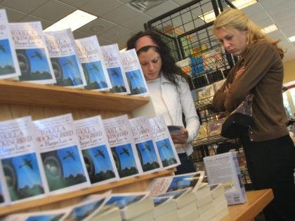 Women reading To Kill a Mockingbird