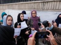 Afghanistan: Women Protest 'Shameful' U.N. Silence on Taliban Repression