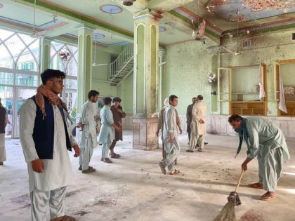 Dozens Killed as Multiple Suicide Bombers Strike Shiite Mosque in Afghanistan