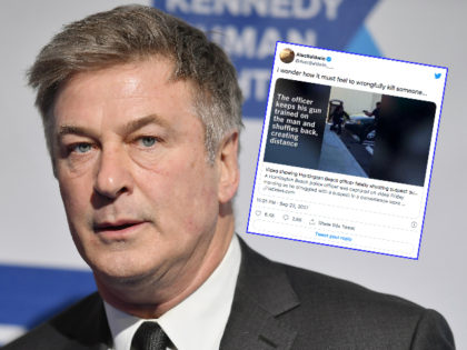 Alec Baldwin Hounded for Anti-Gun Activism, Old Tweet Asking 'How It Must Feel to Wrongfully Kill Someone'