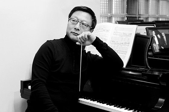 U of Michigan Prof Bright Sheng