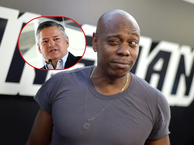 Netflix CEO Now Says He 'Screwed Up' Defending Dave Chappelle Calling Out the 2SLGBTQQIA+ Agenda