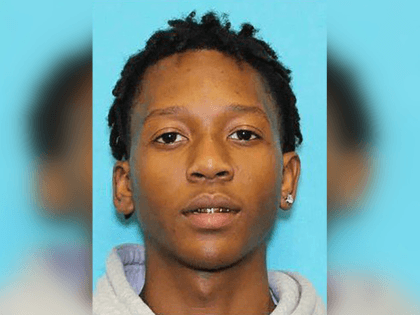 This undated photo provided by the Arlington Police Department in Arlington, Texas shows Timothy George Simpkins. Police are searching for Simpkins, who is the suspected shooter at a Dallas-area high school, leaving four people injured before fleeing, authorities said Wednesday, Oct. 6, 2021. (Arlington Police Department via AP)
