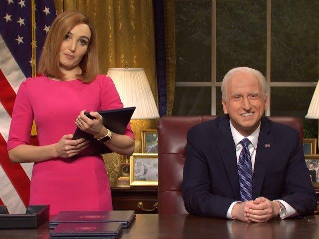 'Saturday Night Live' Mocks Joe Biden as No Longer 'Lucid' in Cold Open