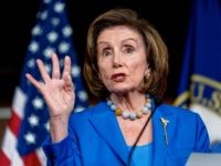 Exclusive — Rock Bottom: Pelosi Net Favorability Drops Double Digits