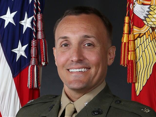 Lt. Col. Stuart Scheller