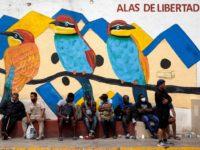 Watch: Migrant Caravan Breaks Through Mexican Police Lines