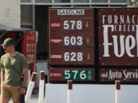 Inflation Continues: Gas Prices Rise Every Day for Past 27 Days — Highest Since 2014
