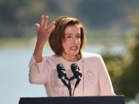 Pelosi Calls on Democrats 'Embrace' Scaled-Down Infrastructure Bill