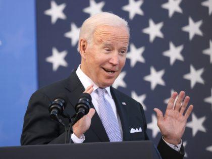 Nolte: Economic Fears Drive Joe Biden's Approval Rating Down to 41%