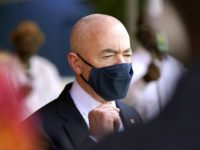 DHS Sec. Alejandro Mayorkas Tests Positive for Breakthrough Coronavirus Case