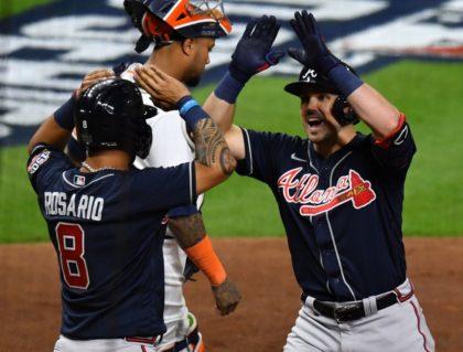 Atlanta Braves beat Houston Astros in Game 1 of World Series