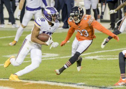 Fantasy football: Jefferson, Diggs top Week 8 wide receiver rankings
