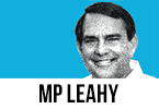 Michael Patrick Leahy