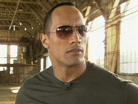 Dwayne 'Proud to Be an American' Johnson Mulls Political Future