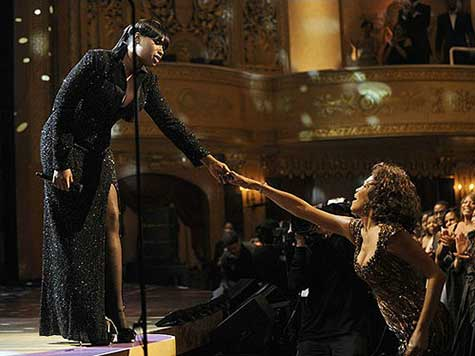 Jennifer Hudson to Lead Grammy Tribute to Houston