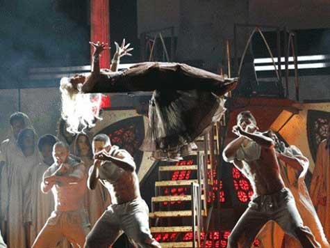 Catholic League Denounces Nicki Minaj's 'Vulgar' Grammy Performance