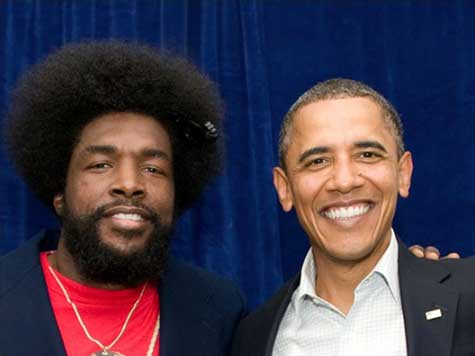 Your Obama Apologist of the Day: Questlove