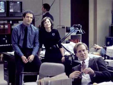 'Broadcast News' Predicted Journalism's Collapse