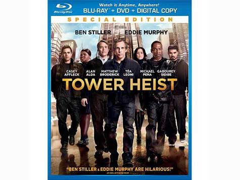 'Tower Heist' Blu-ray Review: Perfect Piece of Popcorn Entertainment