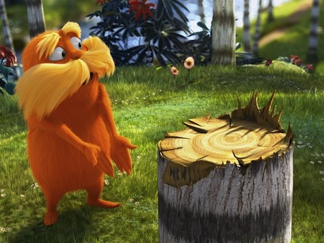 'The Lorax' Review: Eco-Hypocrisy Leavened by Whimsical Creatures