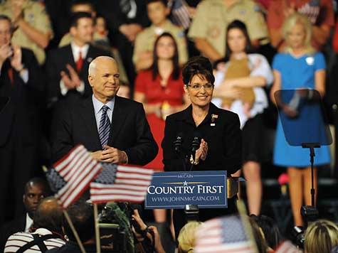 Palin to HBO: None of Your 'Game Change' Sources Traveled on Campaign