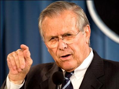 Errol Morris Preps Rumsfeld Doc