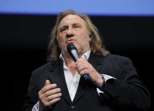Gerard Depardieu: 'I don't much like the French'