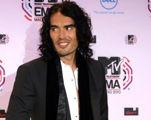 Russell Brand Arrested Over iPhone Incident