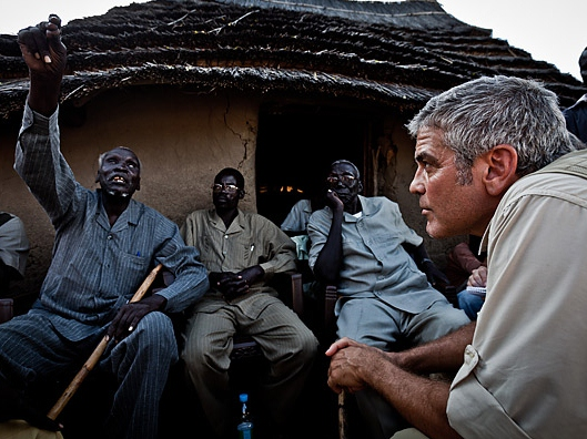 Hugh Hewitt: Why George Clooney Should Reach Out to GOP on Sudan