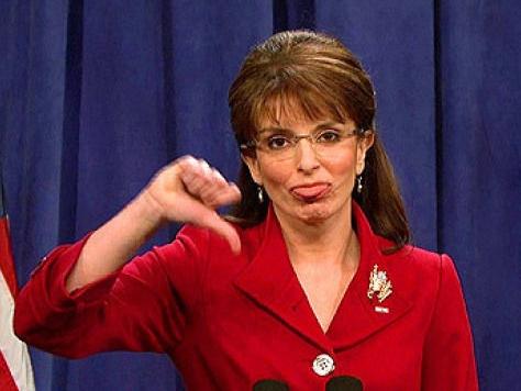 Sinbad: Tina Fey's Palin Impression Helped Obama Win in 2008