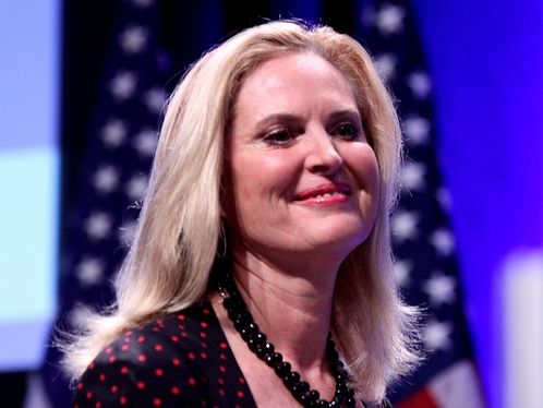 Ann Romney Takes De Niro Joke in Stride