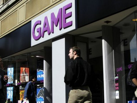 Game sales overtake DVDs in Britain