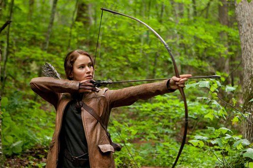 'Hunger Games' Sets Opening Day Non-Sequel Record