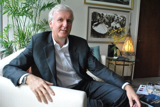 Director James Cameron To Take Record-Setting Dive