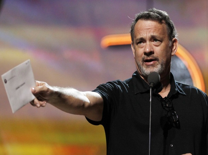 'Game Change' Producer Tom Hanks: Everyman Status Revoked