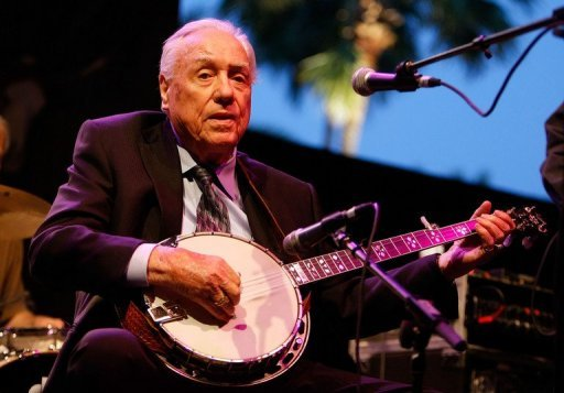 Bluegrass Banjo Legend Scruggs Dead at 88