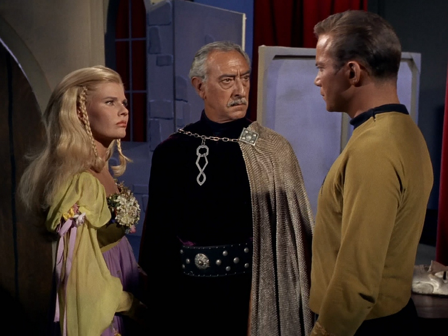 THe Politics of 'Star Trek': Conservatism Abounds in 'Conscience of the King'