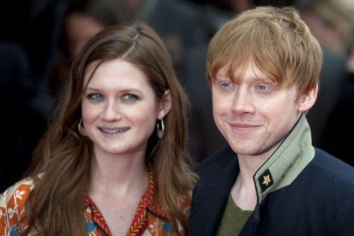 Stars Attend 'Potter' Studio Tour Launch
