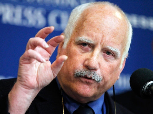 Richard Dreyfuss as Obama: Actor Pens Fever Dream-Style Press Conference