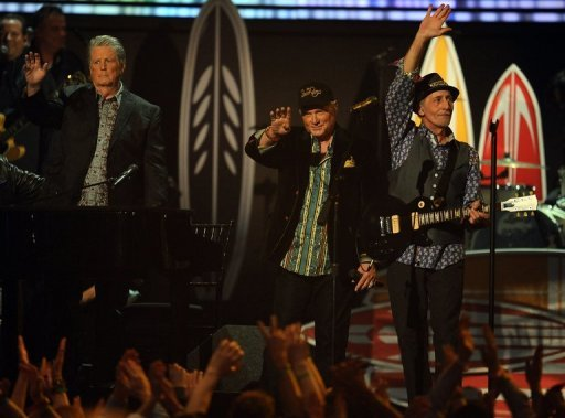 Beach Boys to Play Dodgers Home Opener Before Reunion Tour Begins