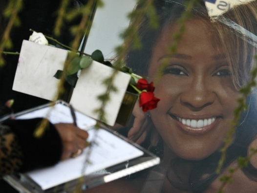 Jersey Residents Decry Cost of Whitney Houston's Memorial Price Tag