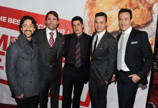 Grown-Up Boys Back For More 'Pie'